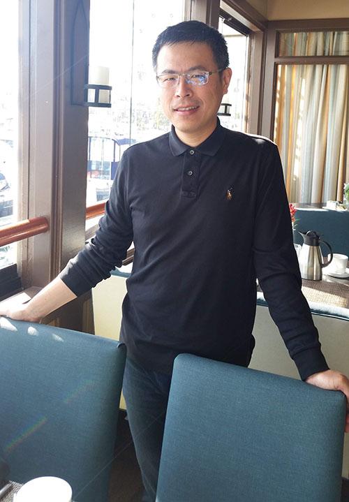 林峻暉 Chun-Hui (Jeffrey) Lin