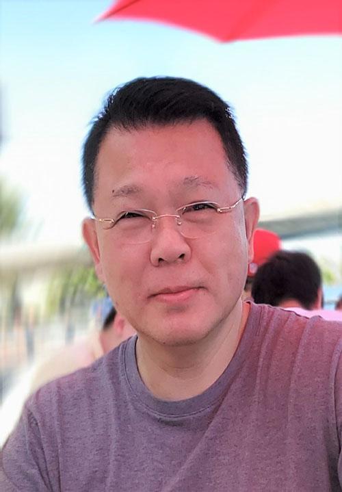 監事長 Johnson Tu