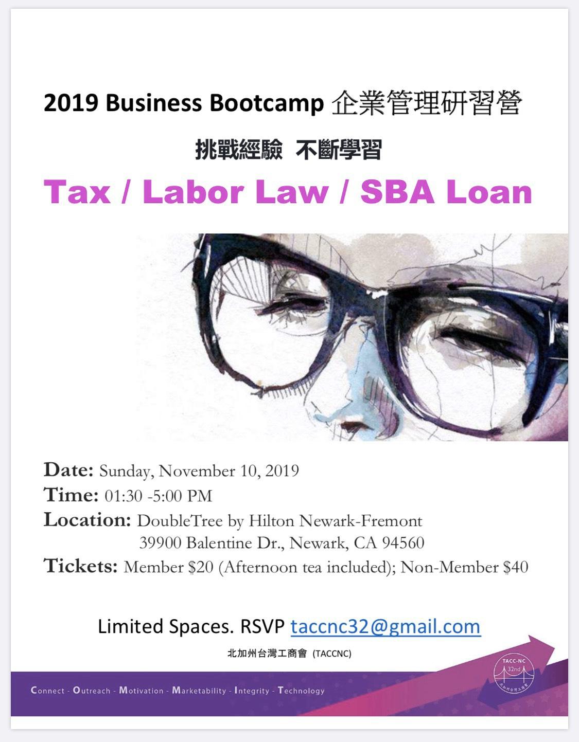 Bisiness Bootcamp Nov/10/2019