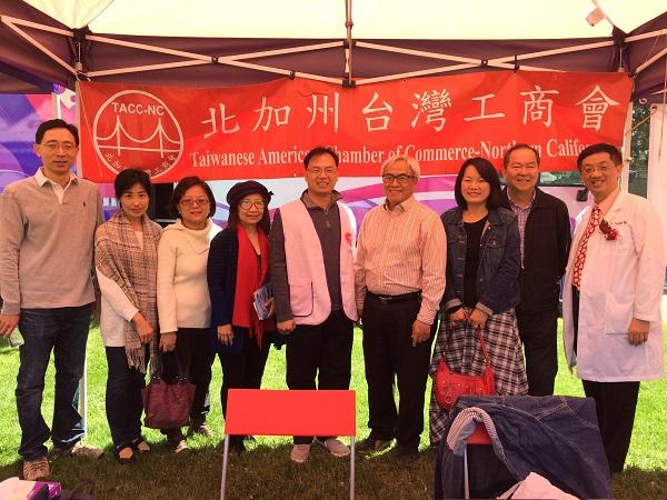 May/9/2015 母親節北加州台灣工商會和愛加倍牙醫義診